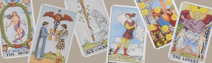 タロットカードの全カードの解説