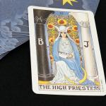 女教皇のカードの解釈