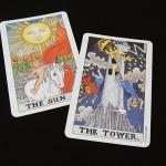 カードの正位置と逆位置について
