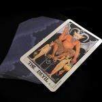 恋愛について占っていて悪魔のカードが出た場合の解釈