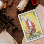 魔術師のカードの意味(恋愛編)