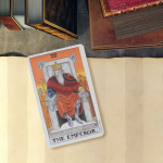 皇帝のカードの意味(恋愛編)