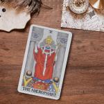 法王(司祭)のカードの意味(恋愛編)