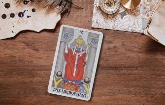 法王のカードの解釈(恋愛編)
